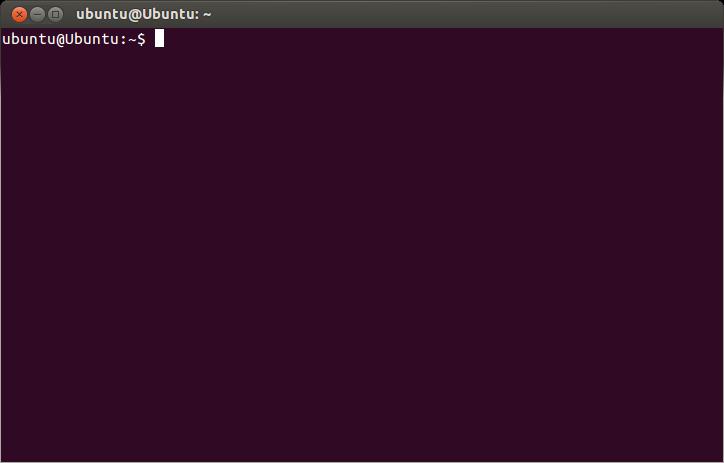 La 'inofensiva' terminal de Ubuntu. No le tengáis miedo que no muerde .